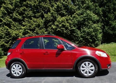 2010 Suzuki SX4 Crossover for sale in Brookfield, OH