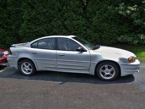 2002 Pontiac Grand Am for sale in Brookfield, OH
