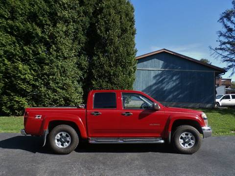 2005 Chevrolet Colorado Z71 LS for sale at CARS II in Brookfield OH