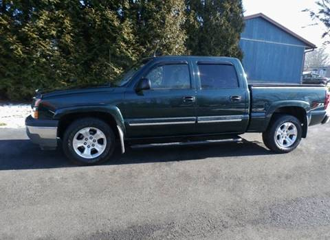 2005 Chevrolet Silverado 1500 Z71 for sale at CARS II in Brookfield OH
