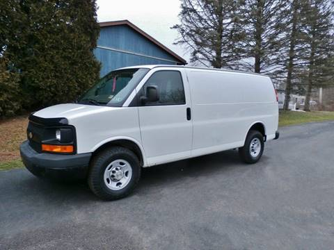 2008 Chevrolet Express Cargo 2500 for sale at CARS II in Brookfield OH