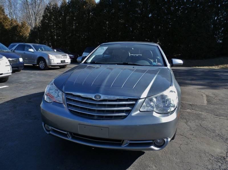 2008 Chrysler Sebring Touring (image 6)