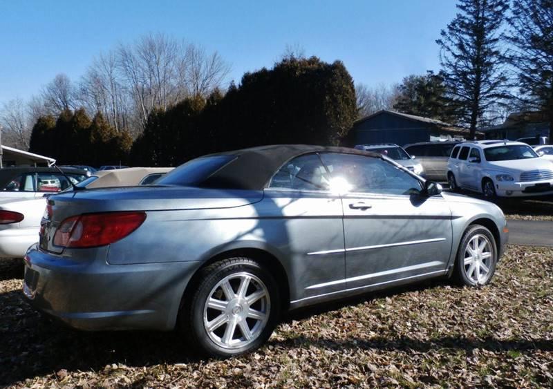 2008 Chrysler Sebring Touring (image 3)