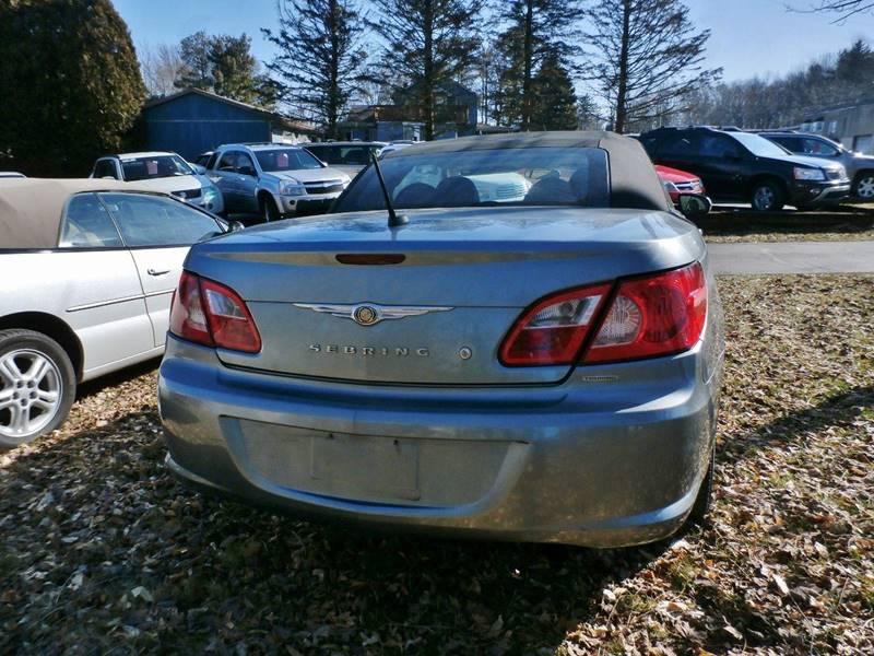 2008 Chrysler Sebring Touring (image 8)