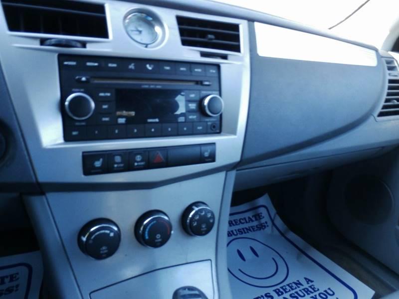 2008 Chrysler Sebring Touring (image 13)