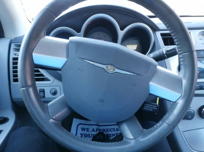 2008 Chrysler Sebring Touring (image 14)