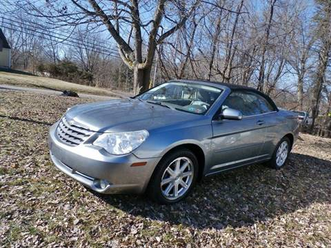 2008 Chrysler Sebring Touring for sale at CARS II in Brookfield OH
