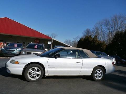 2000 Chrysler Sebring JXi for sale at CARS II in Brookfield OH