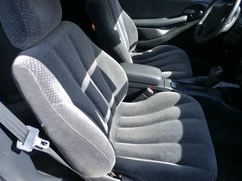 2000 Pontiac Sunfire GT (image 9)