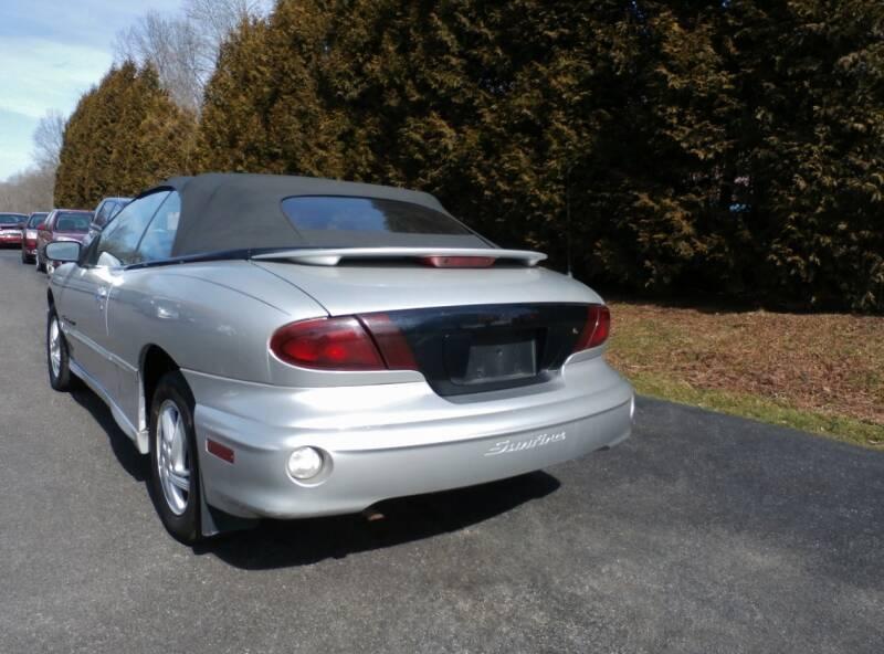 2000 Pontiac Sunfire GT (image 8)
