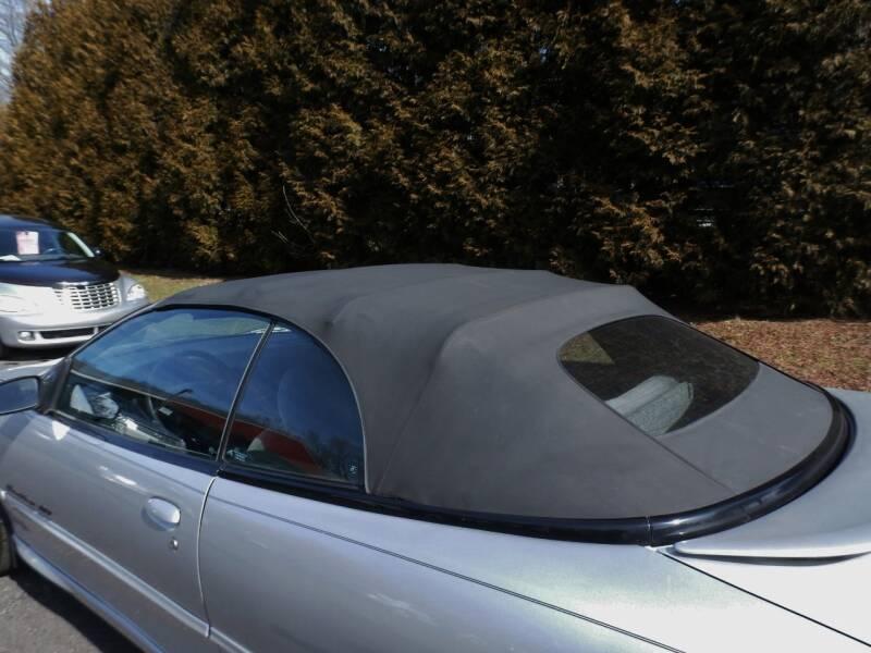 2000 Pontiac Sunfire GT (image 16)