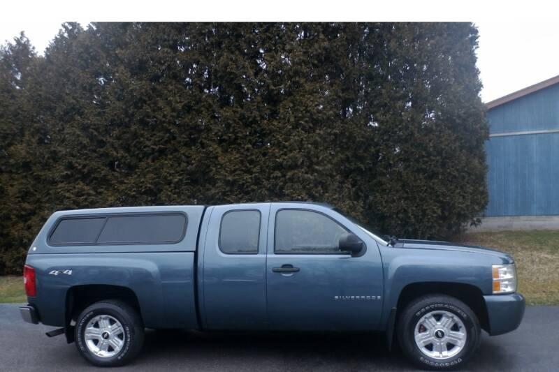 2009 Chevrolet Silverado 1500 Work Truck (image 8)