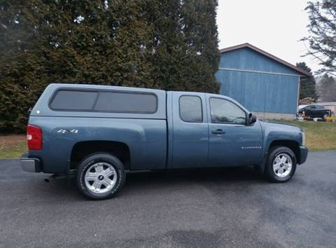 2009 Chevrolet Silverado 1500 Work Truck for sale at CARS II in Brookfield OH