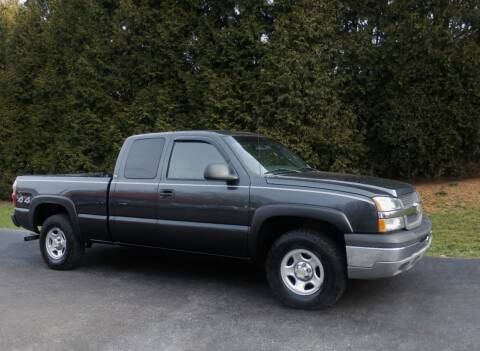 2003 Chevrolet Silverado 1500 for sale at CARS II in Brookfield OH