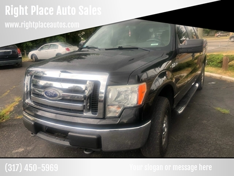 2010 Ford F-150 for sale at Right Place Auto Sales in Indianapolis IN