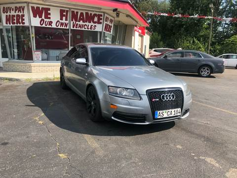2008 Audi S6 for sale at Right Place Auto Sales in Indianapolis IN