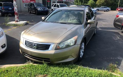 2009 Honda Accord for sale at Right Place Auto Sales in Indianapolis IN