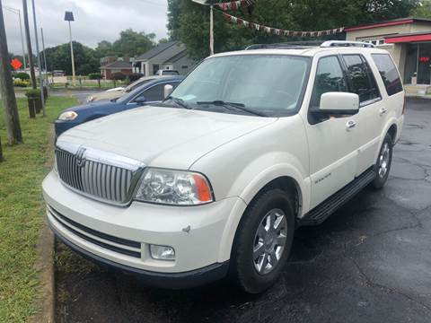 2005 Lincoln Navigator for sale at Right Place Auto Sales in Indianapolis IN
