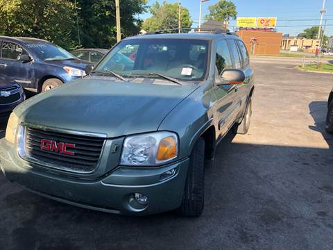 2003 GMC Envoy for sale at Right Place Auto Sales in Indianapolis IN