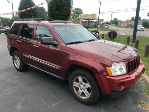 2007 Jeep Grand Cherokee for sale at Right Place Auto Sales in Indianapolis IN