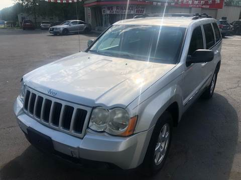 2010 Jeep Grand Cherokee for sale at Right Place Auto Sales in Indianapolis IN