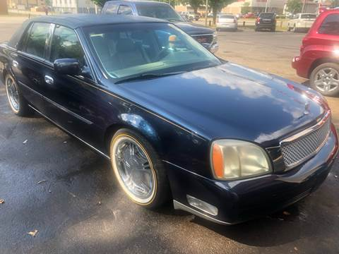 2003 Cadillac DeVille for sale at Right Place Auto Sales in Indianapolis IN