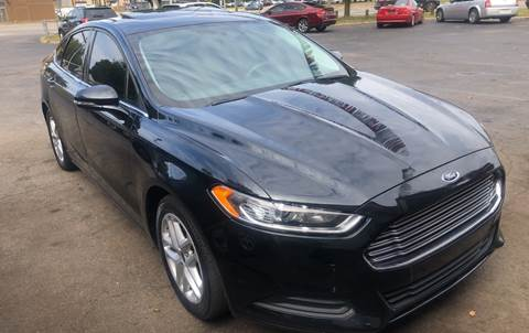 2014 Ford Fusion for sale at Right Place Auto Sales in Indianapolis IN