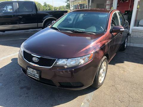 2010 Kia Forte for sale at Right Place Auto Sales in Indianapolis IN