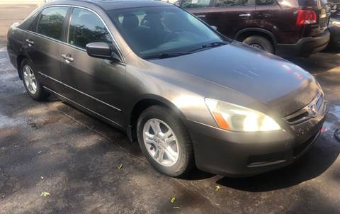 2006 Honda Accord for sale at Right Place Auto Sales in Indianapolis IN