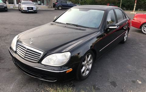 2005 Mercedes-Benz S-Class for sale at Right Place Auto Sales in Indianapolis IN