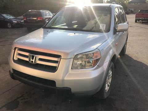 2008 Honda Pilot for sale at Right Place Auto Sales in Indianapolis IN