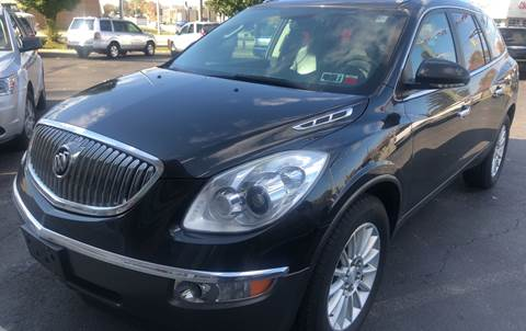 2011 Buick Enclave for sale at Right Place Auto Sales in Indianapolis IN