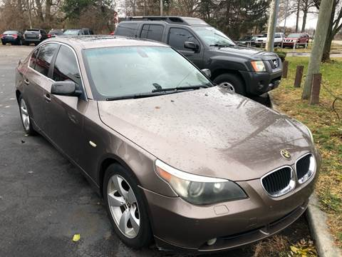 2006 BMW 5 Series for sale at Right Place Auto Sales in Indianapolis IN