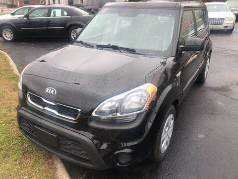 2013 Kia Soul for sale at Right Place Auto Sales in Indianapolis IN