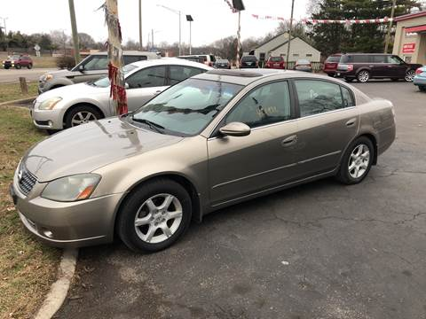 2005 Nissan Altima for sale at Right Place Auto Sales in Indianapolis IN