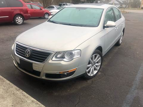 2010 Volkswagen Passat for sale at Right Place Auto Sales in Indianapolis IN
