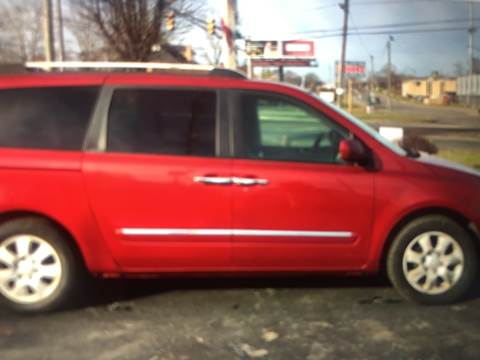 2007 Hyundai Entourage for sale at Right Place Auto Sales in Indianapolis IN