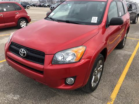 2011 Toyota RAV4 for sale at Right Place Auto Sales in Indianapolis IN