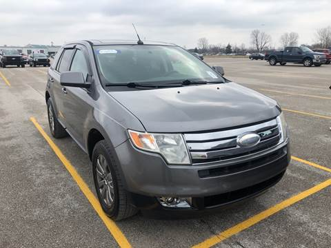 2009 Ford Edge for sale at Right Place Auto Sales in Indianapolis IN