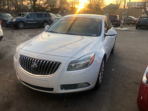 2011 Buick Regal for sale at Right Place Auto Sales in Indianapolis IN