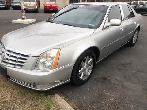 2007 Cadillac DTS for sale at Right Place Auto Sales in Indianapolis IN