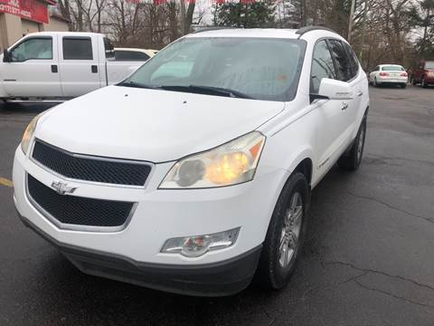 2009 Chevrolet Traverse for sale at Right Place Auto Sales in Indianapolis IN