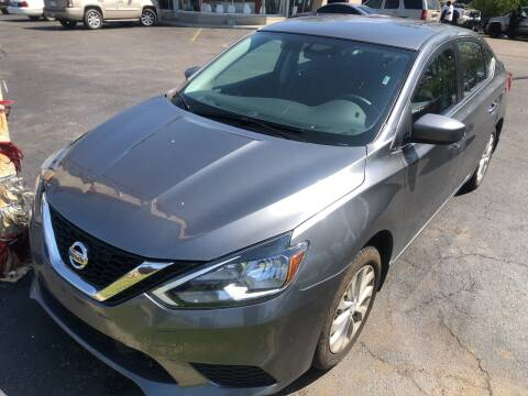 2018 Nissan Sentra for sale at Right Place Auto Sales in Indianapolis IN