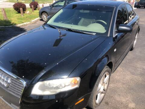 2008 Audi A4 for sale at Right Place Auto Sales in Indianapolis IN