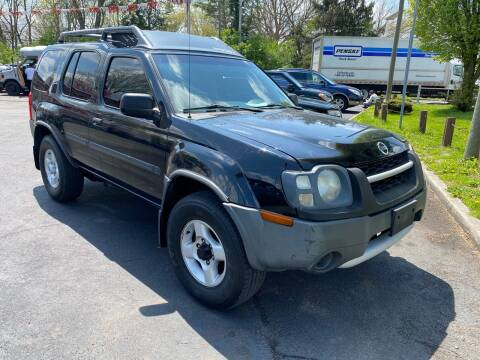 2003 Nissan Xterra for sale at Right Place Auto Sales in Indianapolis IN