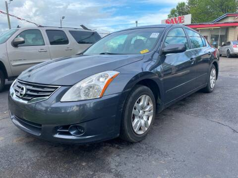 2012 Nissan Altima for sale at Right Place Auto Sales in Indianapolis IN