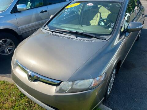 2007 Honda Civic for sale at Right Place Auto Sales in Indianapolis IN