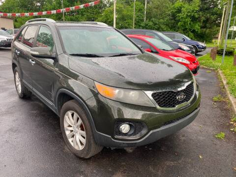2011 Kia Sorento for sale at Right Place Auto Sales in Indianapolis IN