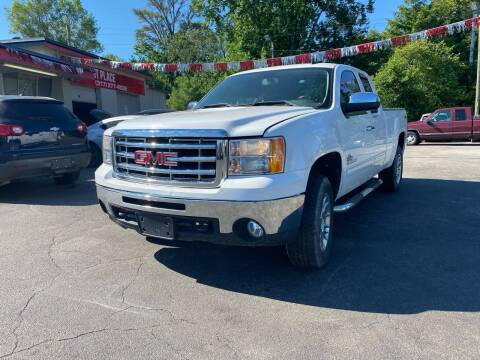 2013 GMC Sierra 1500 for sale at Right Place Auto Sales in Indianapolis IN