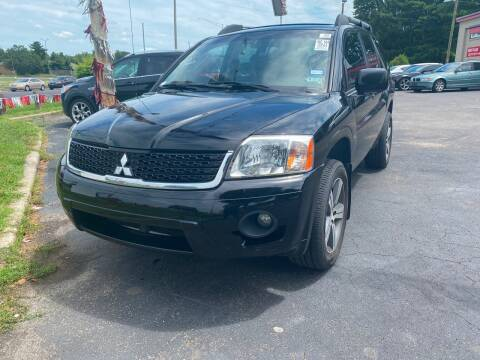 2011 Mitsubishi Endeavor for sale at Right Place Auto Sales in Indianapolis IN